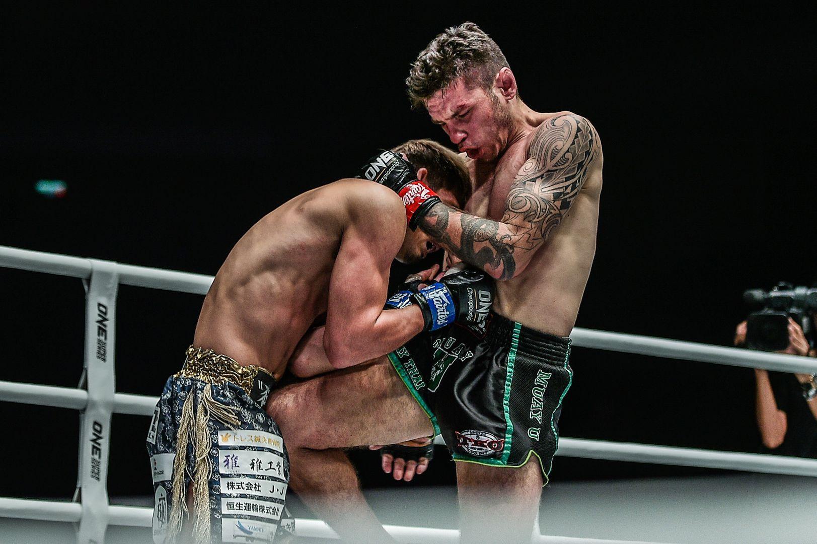 Australian Muay Thai sensation Josh Tonna