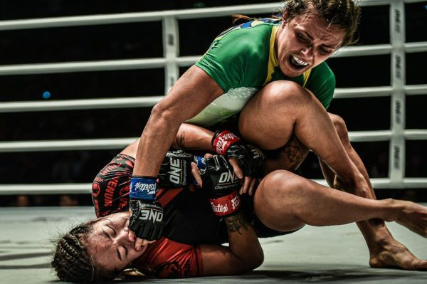 Michelle Nicolini beats Angela Lee at ONE: MASTERS OF DESTINY