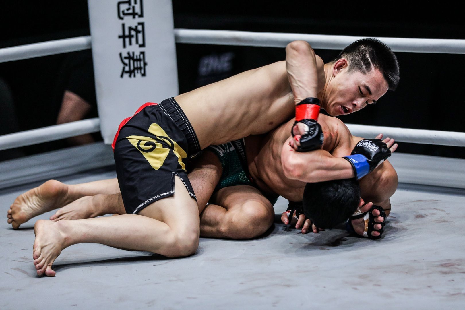 Xie Wei defeats Liu Deligerihu via TKO at OHS June