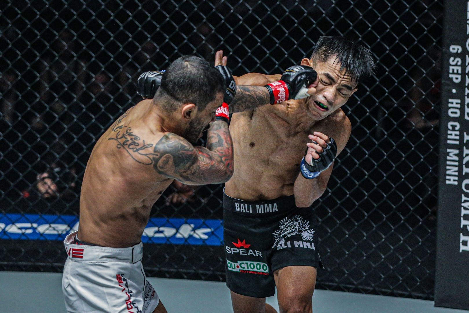 Alex Silva defeats Stefer Rahardian by armbar submission at ONE DREAMS OF GOLD