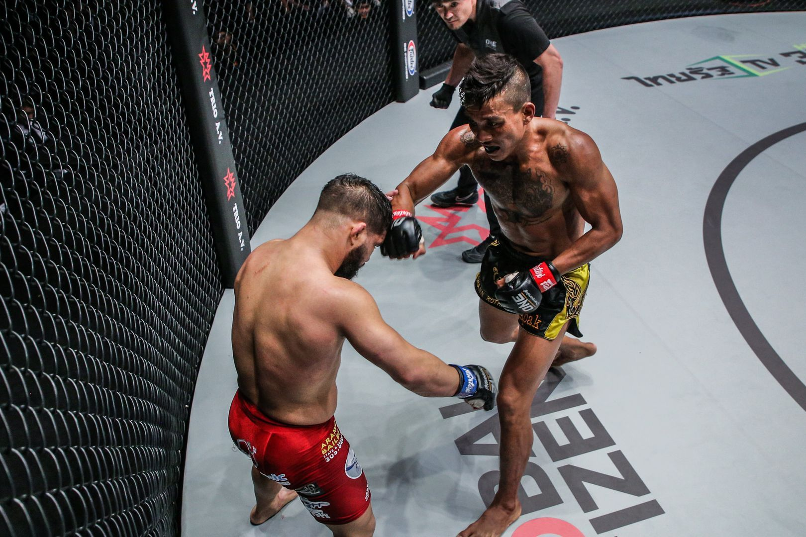 Chan Rothana defeats Gustavo Balart via unanimous decision at ONE: DREAMS OF GOLD