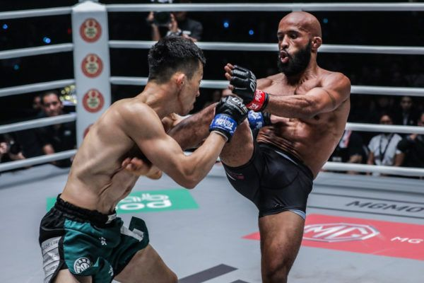 demetrious johnson tatsumitsu wada mixed martial arts
