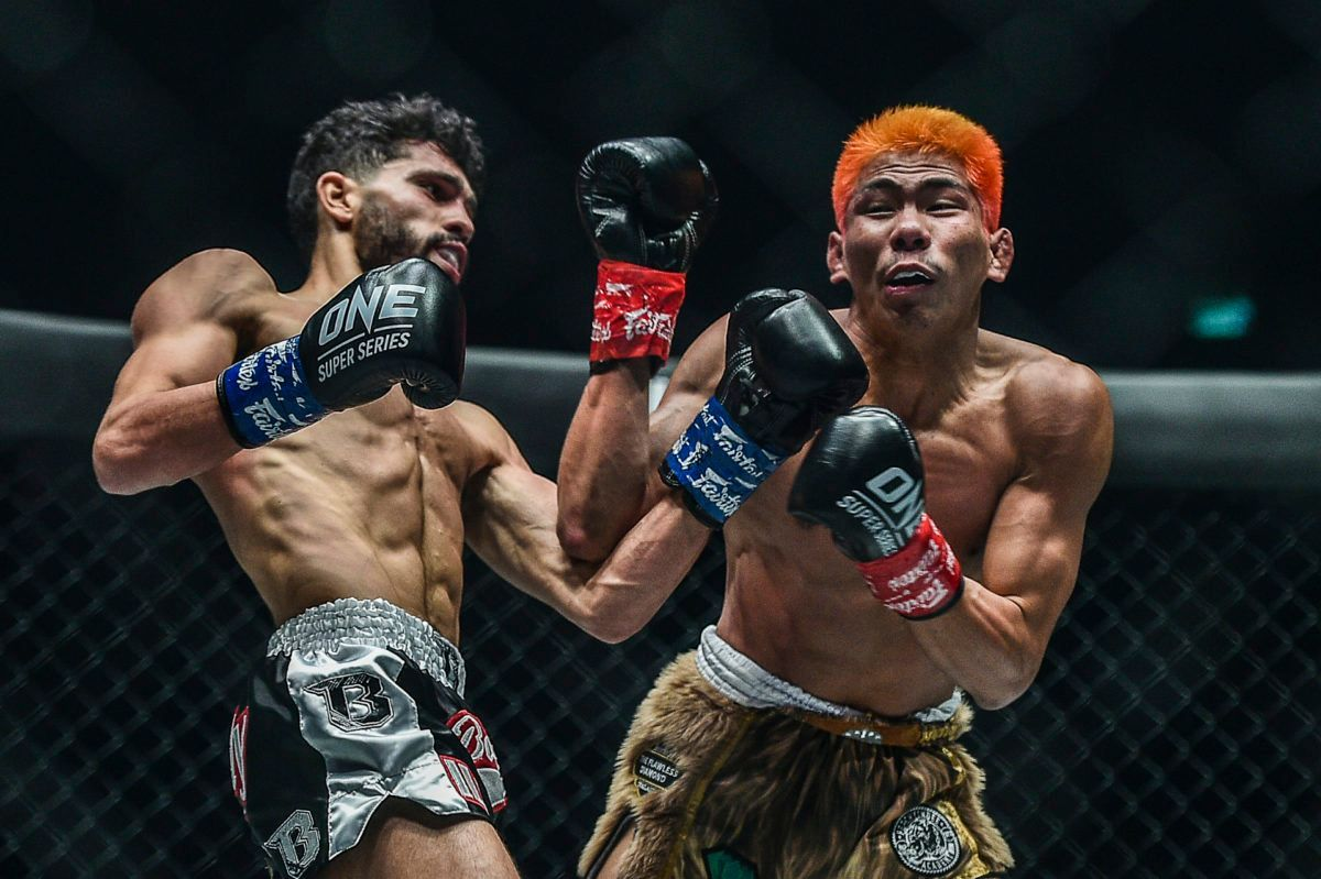 Ilias Ennahachi Knocks Out Petchdam To Claim Flyweight Kickboxing Gold