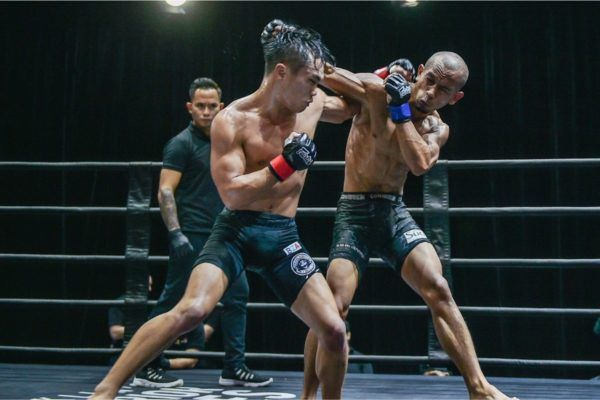 Ismael Bandiwan defeats Adib Sulaiman by KO One Warrior Series Aug