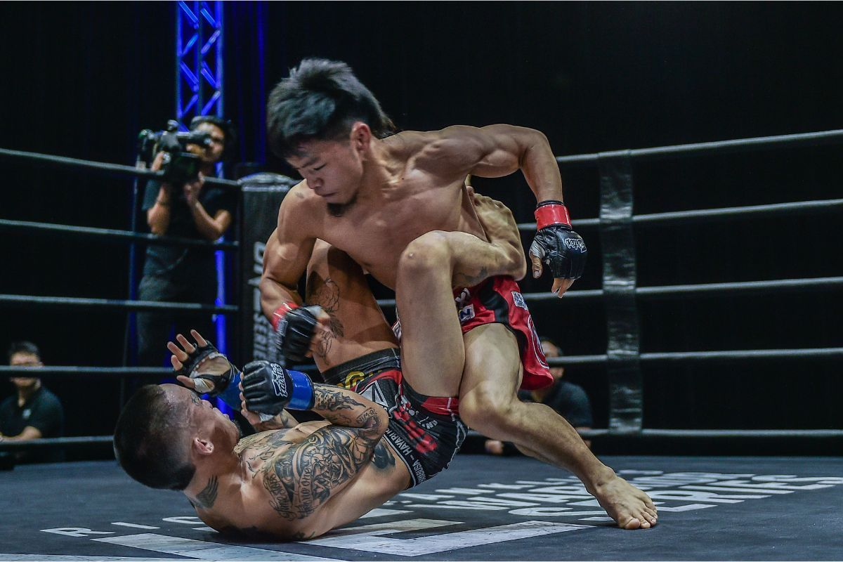 Lito Adiwang defeats Anthony Do by decision at ONE WARRIOR SERIES 7