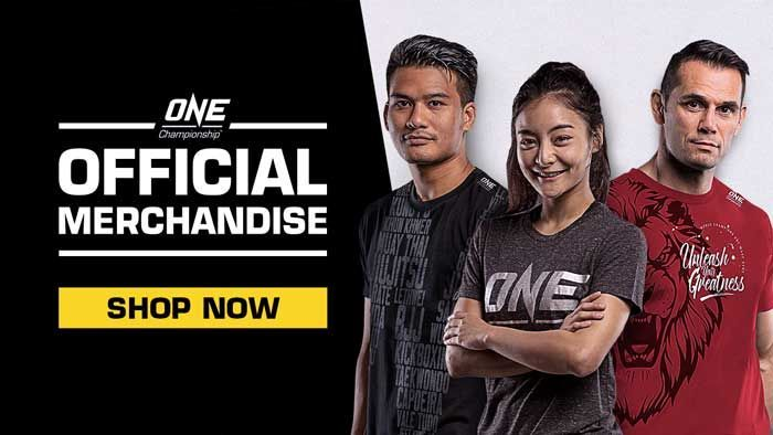 Special Banner For ONE Championship Merchandise