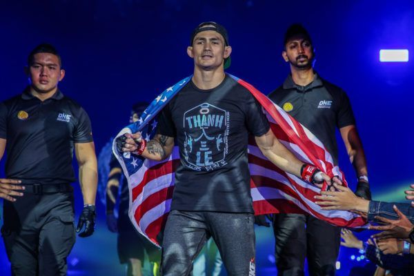 Vietnamese-American Thanh Le enters the Impact Arena