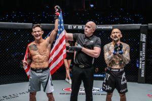 Vietnamese-American martial artist Than Le beats Japanese veteran Kotetsu Boku