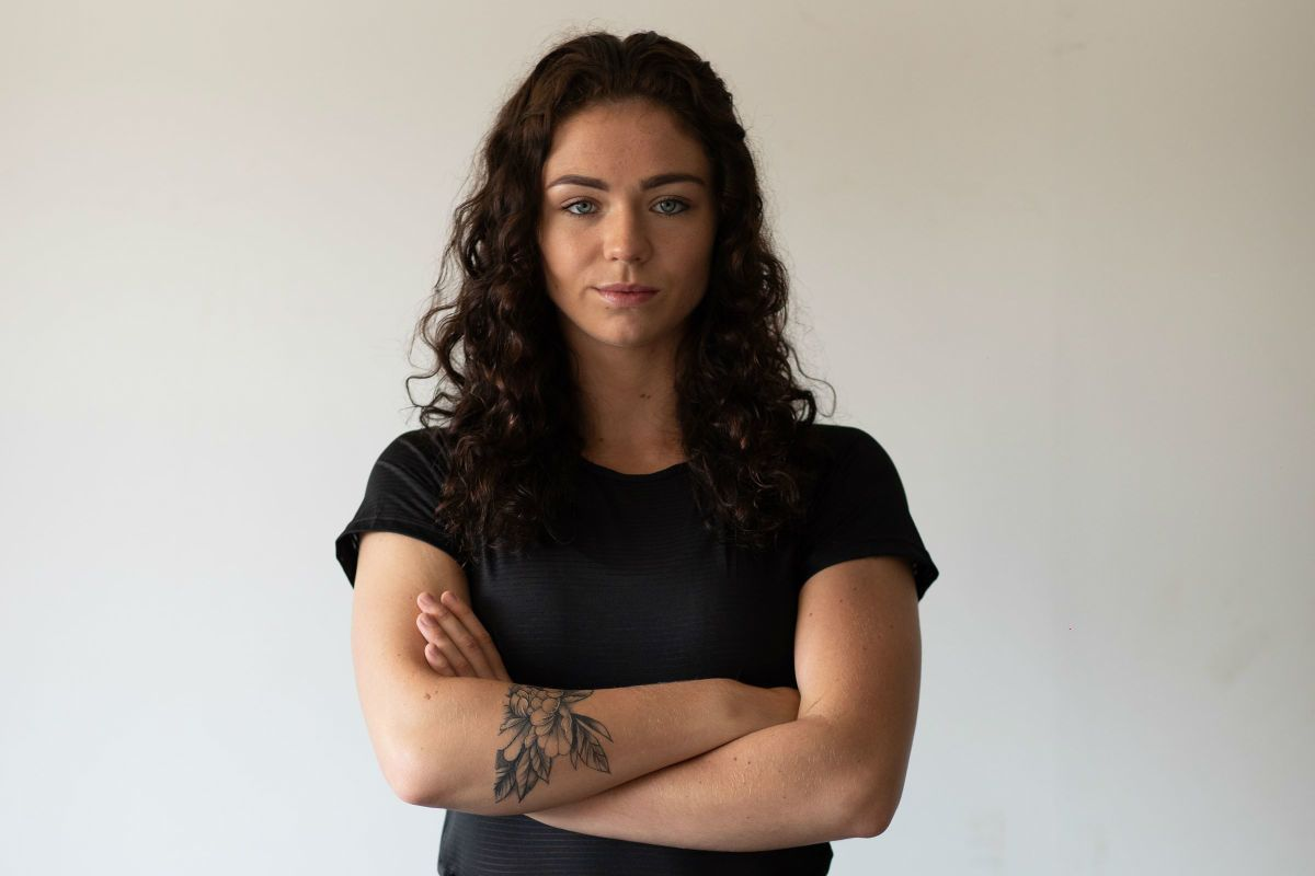 Amber Kitchen Was Raised To Be One Of Muay Thai's Elite Athletes