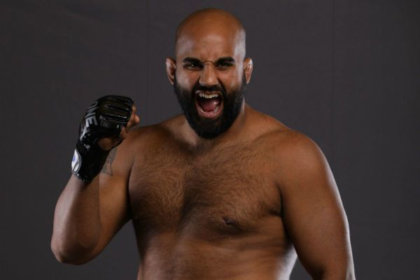 India's Arjan Bhullar will face Mauro Cerilli at ONE: CENTURY