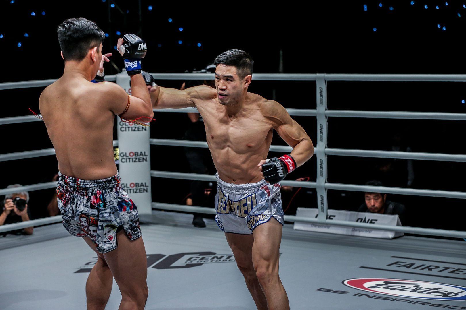Michael Pham vs. Mohamad Fakri Bin Yusoff ONE: IMMORTAL TRIUMPH