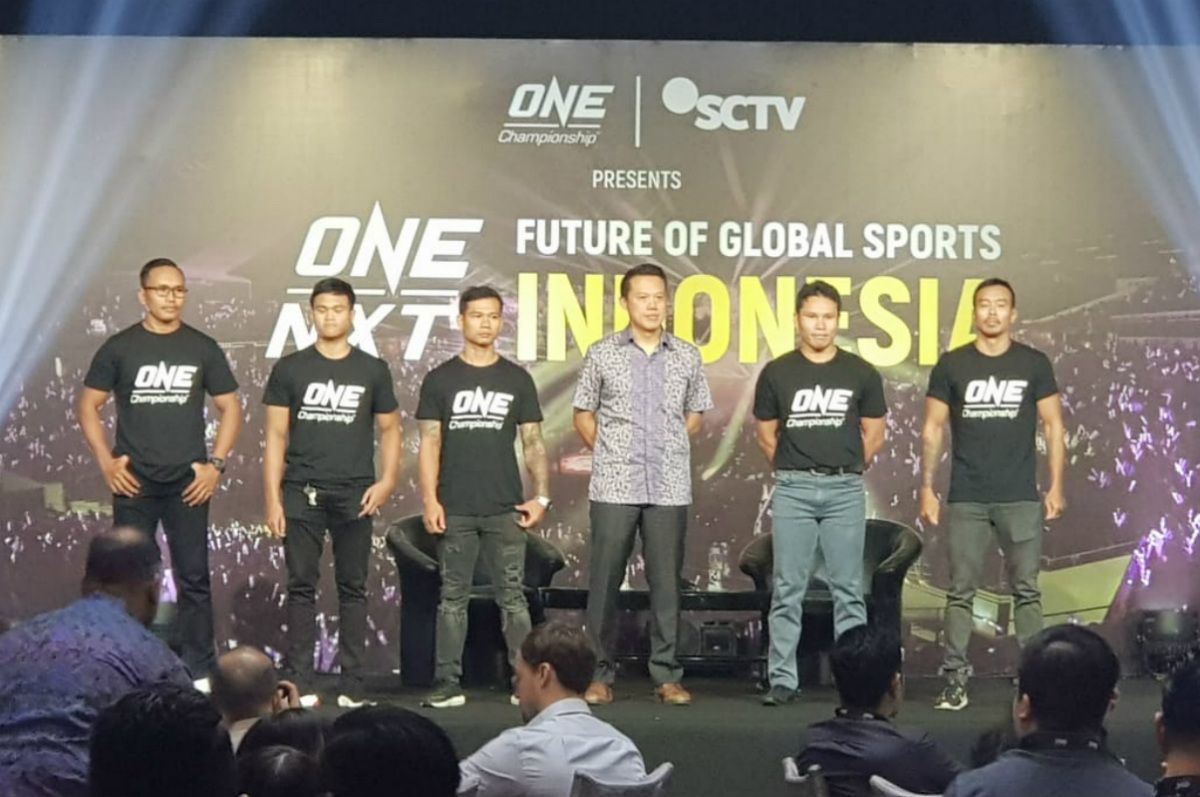Group President Hua Fung Teh at ONE:NXT Indonesia
