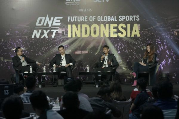 Leaders converge at ONE:NXT Indonesia
