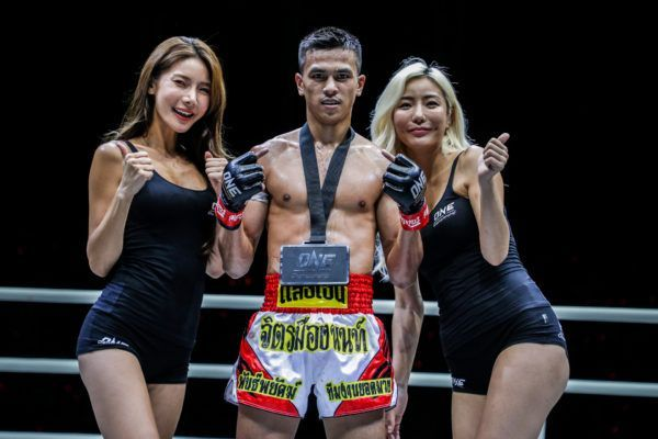 Panpayak Jitmuangnon defeats Masahide Kudo at ONE: IMMORTAL TRIUMPH