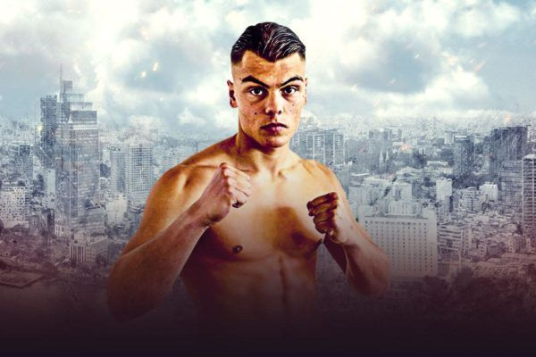Santino Verbeek will debut in a kickboxing bout against Juan Cervantes at ONE: IMMORTAL TRIUMPH