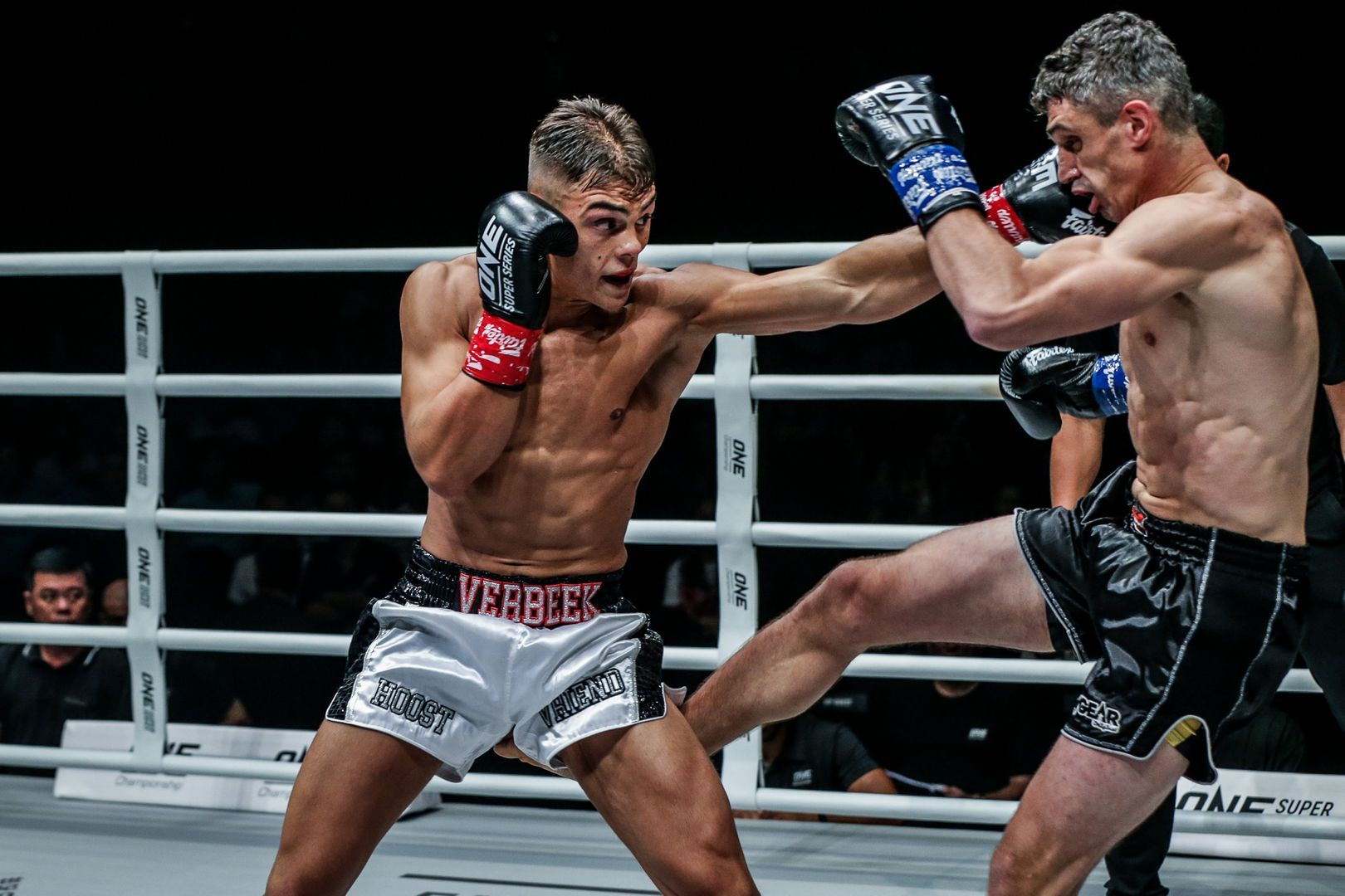 Santino Verbeek defeats Juan Cervantes ONE: IMMORTAL TRIUMPH