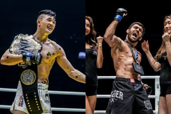 Christian Lee will face Saygid Guseyn Arslanaliev for the ONE Lightweight . World Grand Prix Championship at ONE: CENTURY PART I