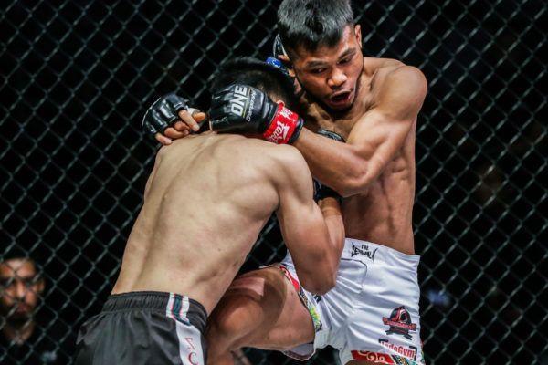 Adi Paryanto defeats Angelo Bimoadji at ONE: DAWN OF VALOR