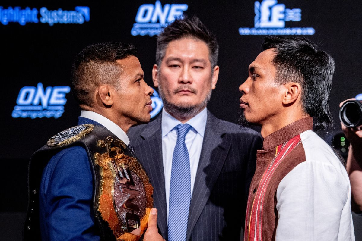 Fernandes and Belingon will meet for the fourth time at ONE: CENTURY PART II
