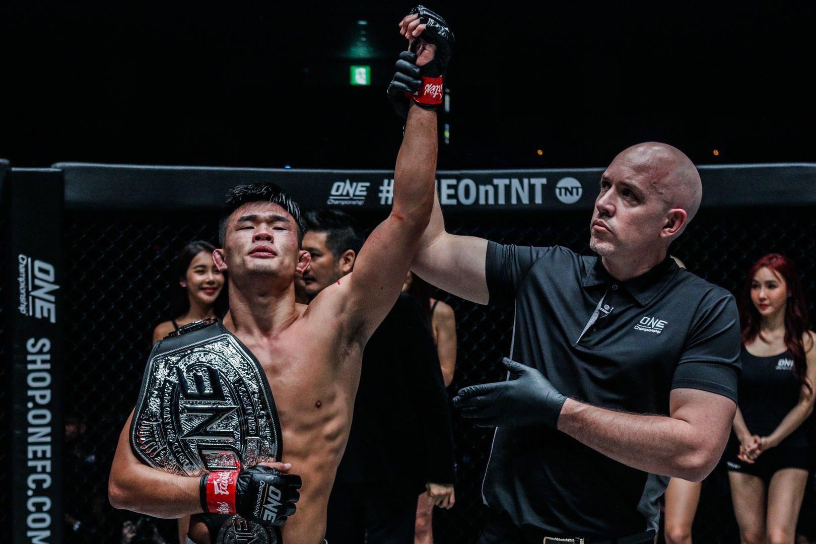 Christian Lee defeats Saygid Guseyn Arslanaliev at ONE CENTURY DC IMGL7539