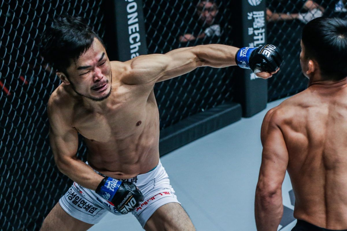 Yuya Wakamatsu Dominates Dae Hwam Kim In Three Round Thriller | ONE Championship ...