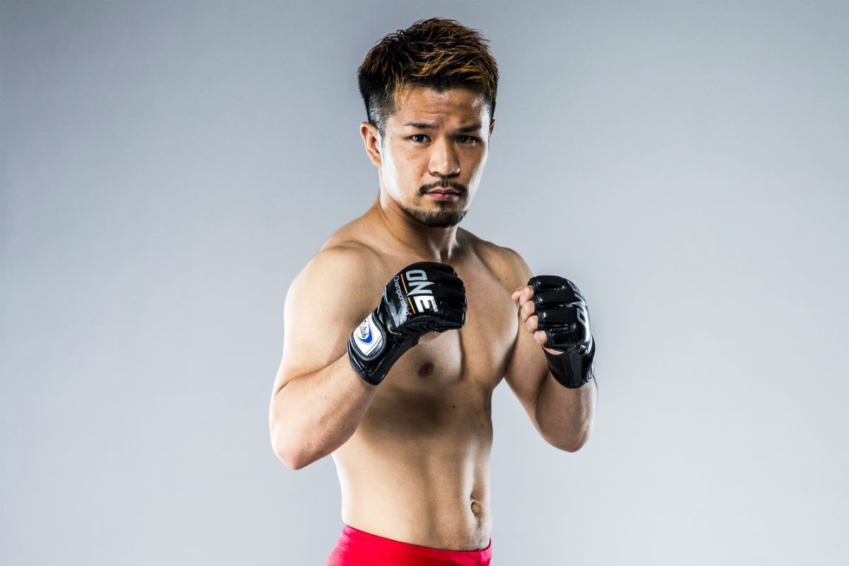 Pancrase Strawweight World Champion Daichi Kitakata looks ahead to his bout with Yosuke Saruta