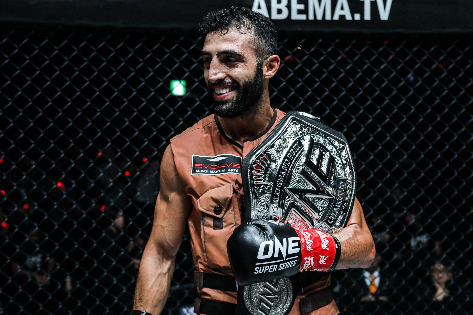 ONE Featherweight Kickboxing World Grand Prix Champion Giorgio Petrosyan At ONE CENTURY PART II
