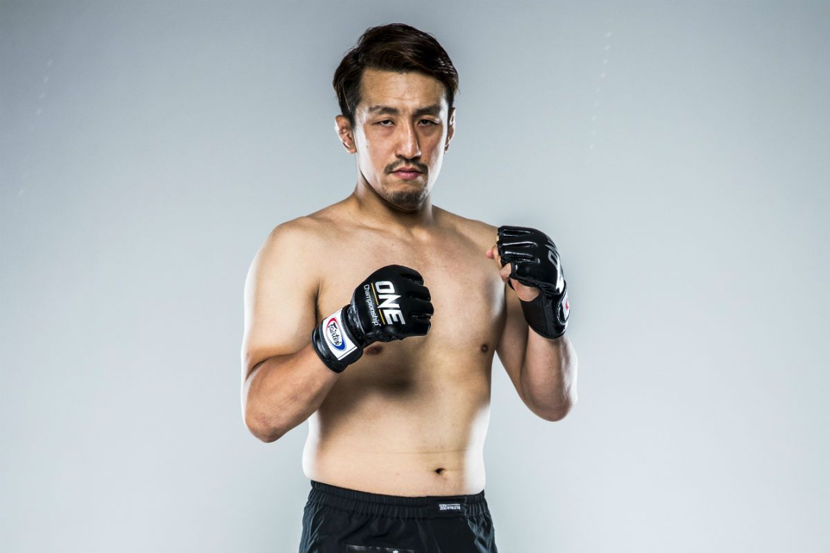 Shooto Lightweight World Champion Koshi Matsumoto