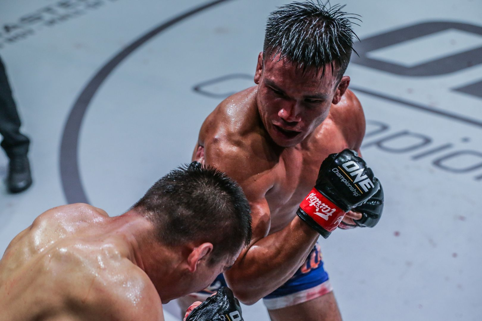Filipino-Kiwi Mark Fairtex Abelardo gunning for the knockout blow