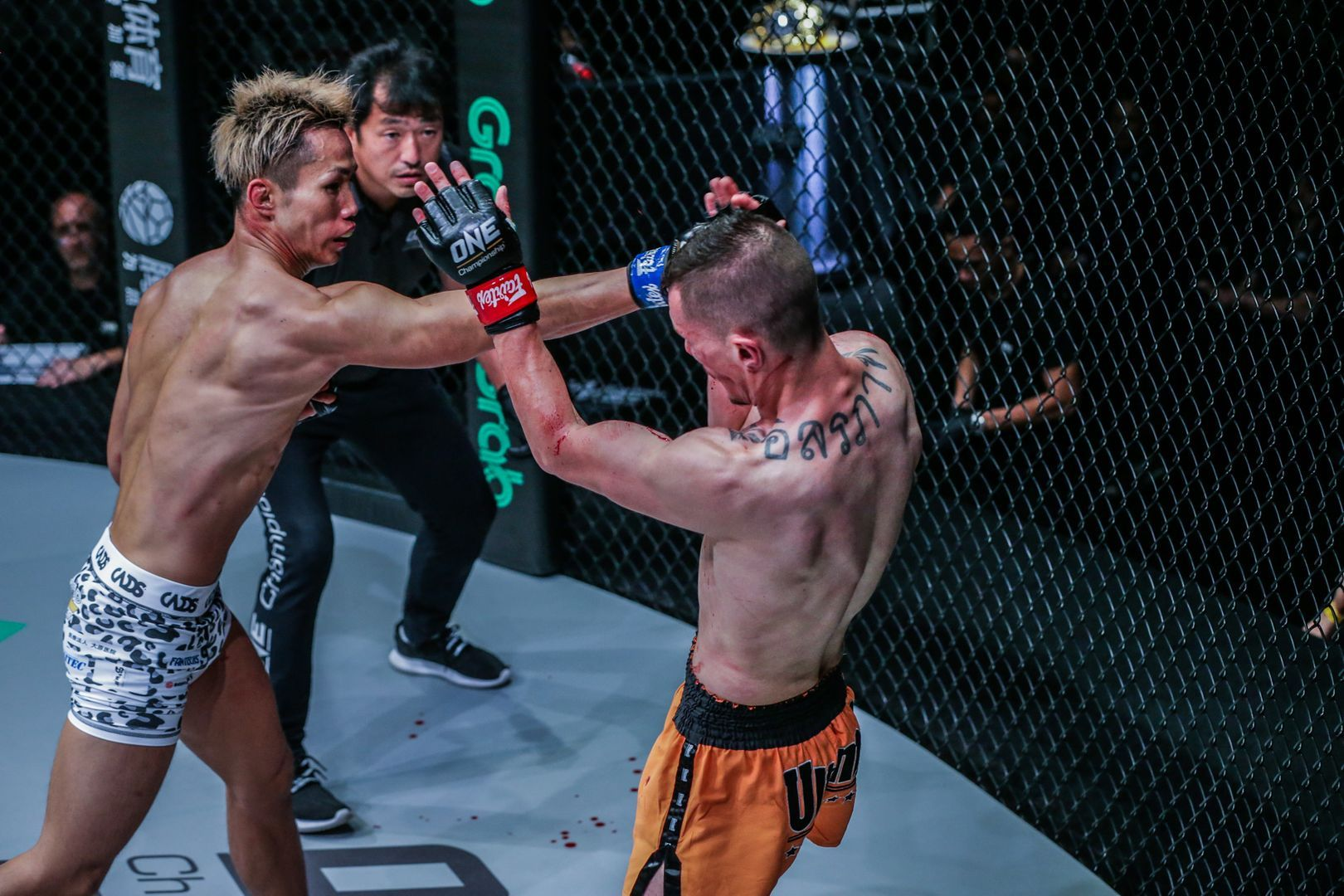 Taiki Naito defeats Alexi Serepisos in his ONE Super Series debut