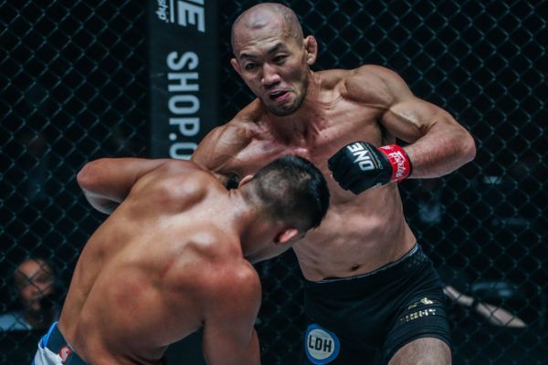 Yushin Okami defeats Agilan Thani at ONE CENTURY