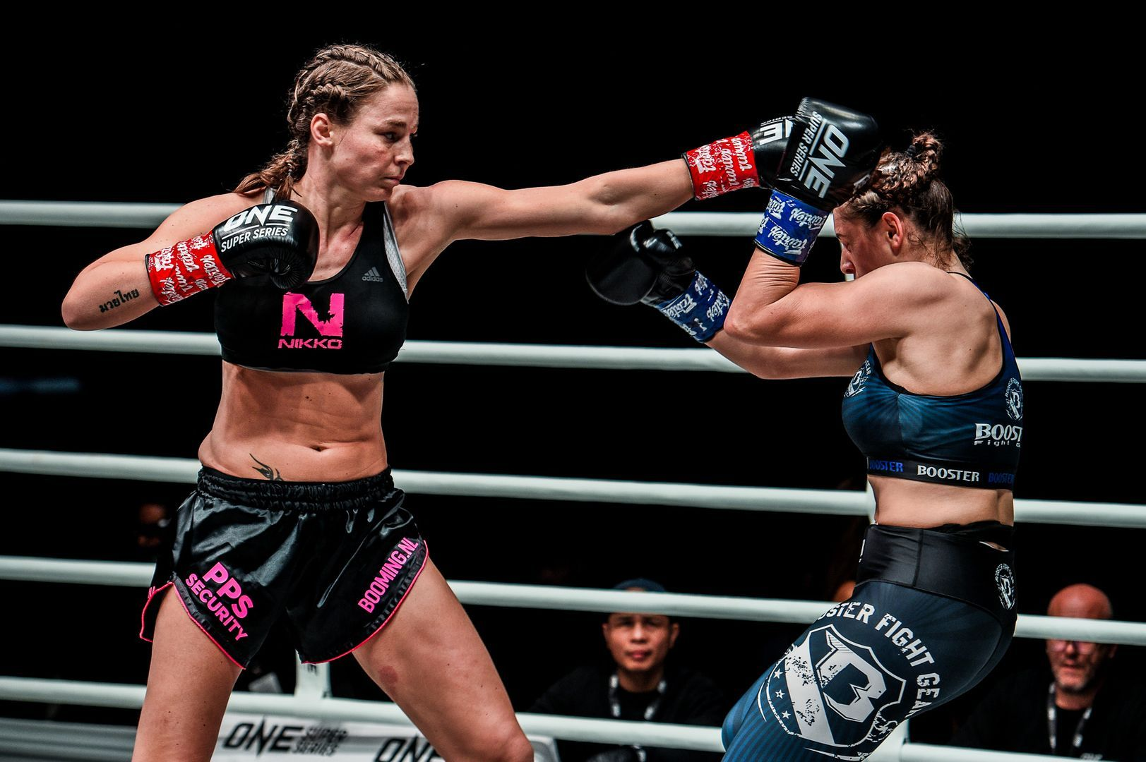 Kickboxing and Muay Thai World Champion Jorina Baars