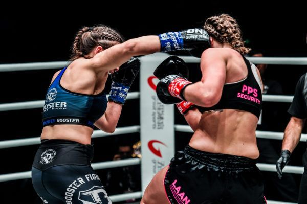 In a shocking upset, Germany's Christina Breuer beat Jorina Baars in November 2019