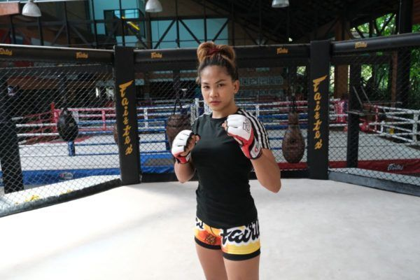 "Denice ""The Menace Fairtex"" Zamboanga"
