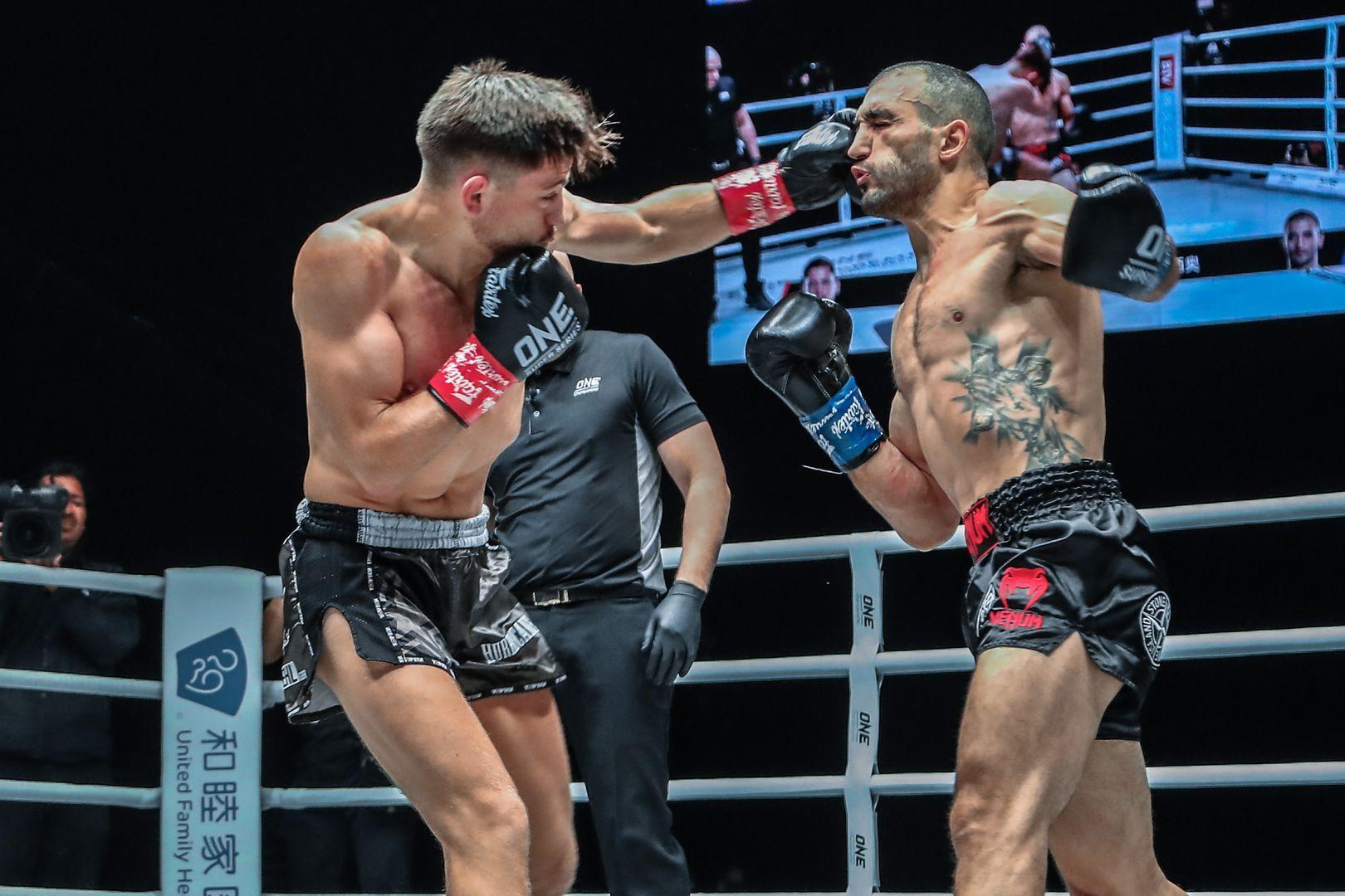 Enriko Kehl defeats Armen Petrosyan at ONE AGE OF DRAGONS in Beijing