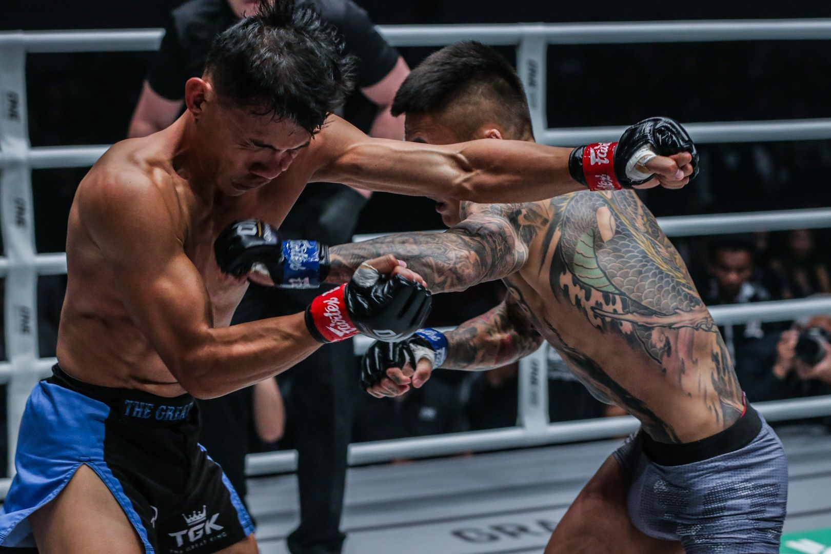 Li Kai Wen defeats Paul Lumihi at ONE MASTERS OF FATE