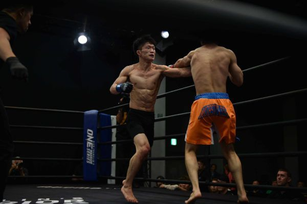 South Korean mixed martial artist Min Jong Song wins at ONE Warrior Series 8: Japan Vs. The World