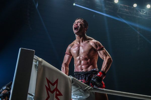 Nong-O Gaiyanghadao defeats Saemapetch Fairtex at ONE EDGE OF GREATNESS