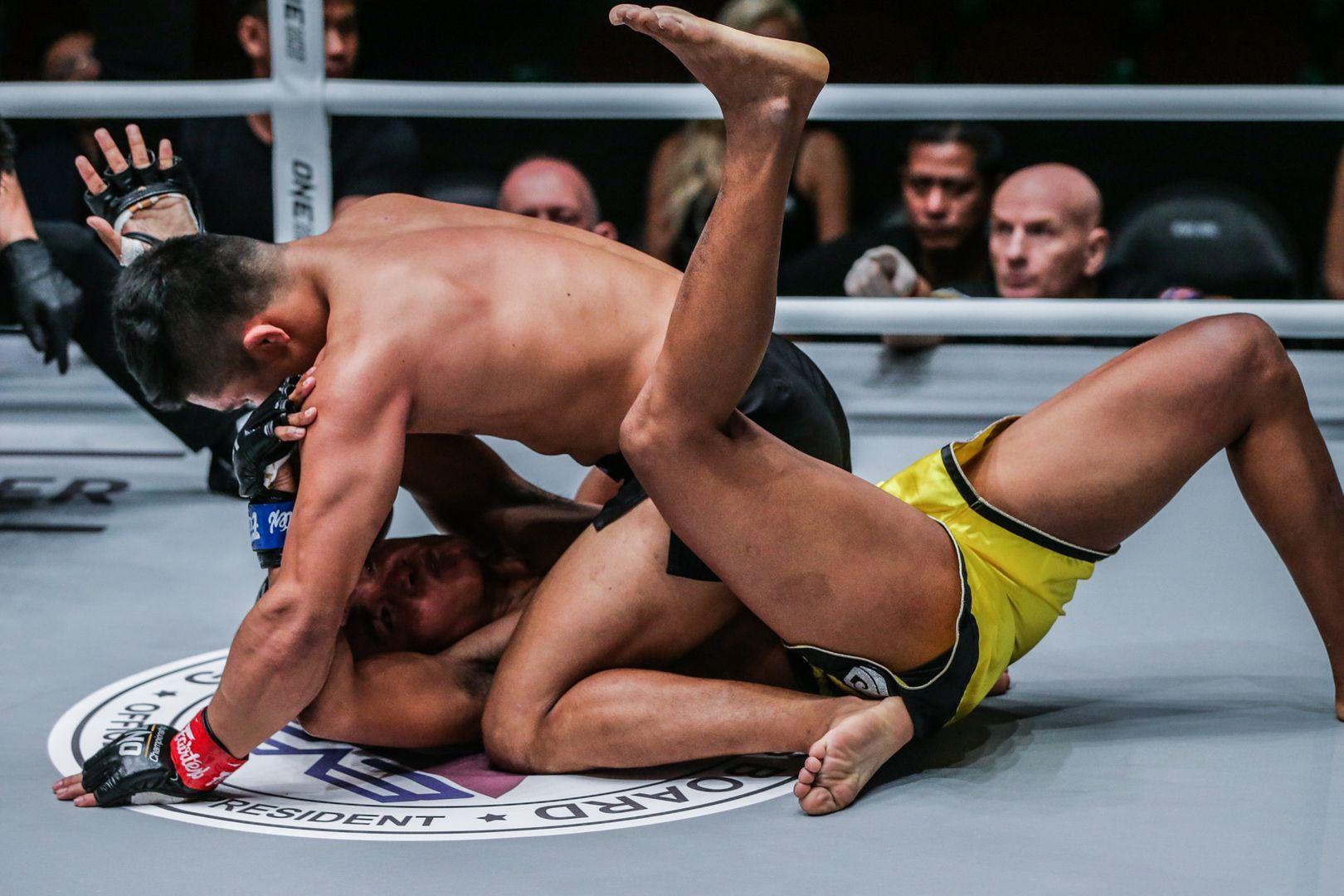 Roshan Mainam defeats Khon Sichan at ONE: MASTERS OF FATE