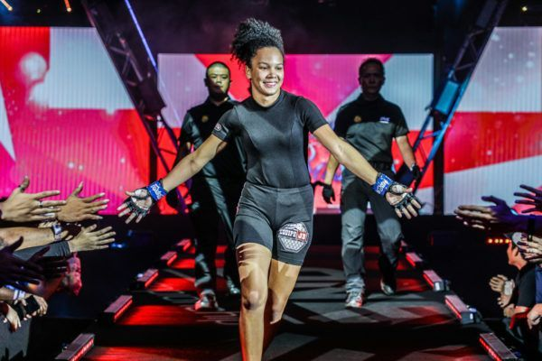 Brazilian mixed martial arts Rayane Bastos heads to the Circle for her ONE debut