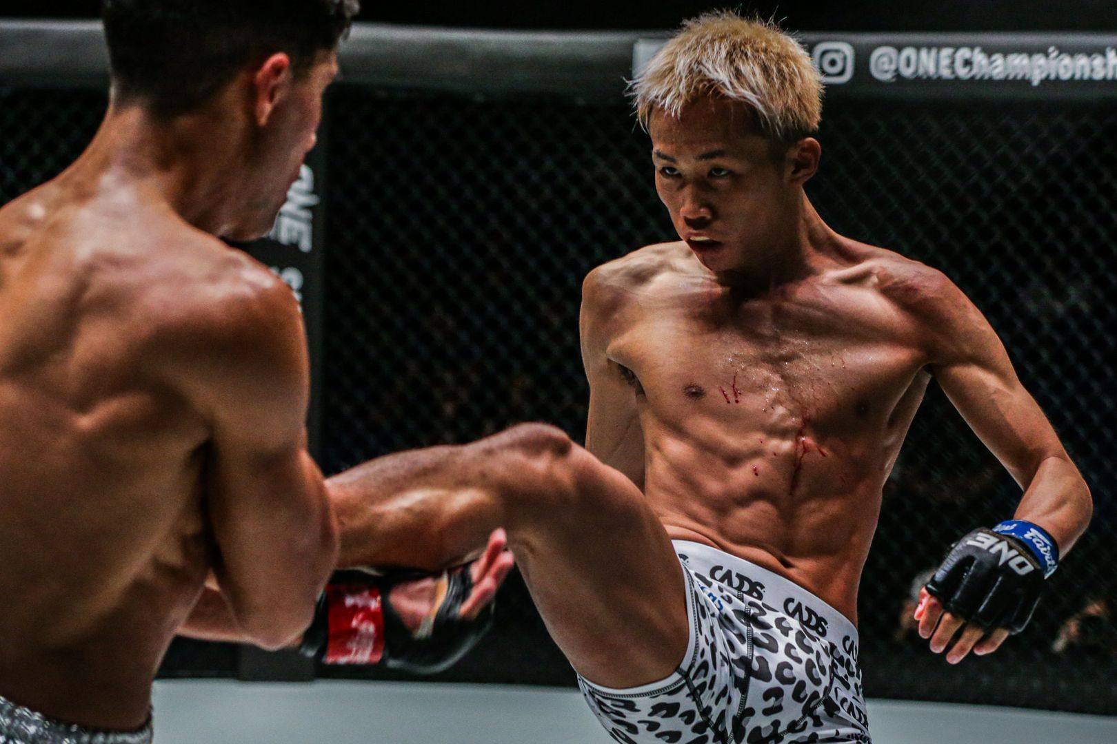 Japanese Muay Thai specialist Taiki Naito kicks his way to victory in December 2019