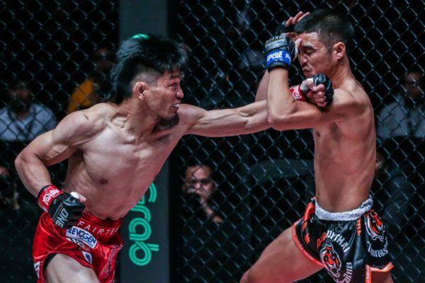 Lito Adiwang defeats Pongsiri Mitsatit ONE FIRE & FURY