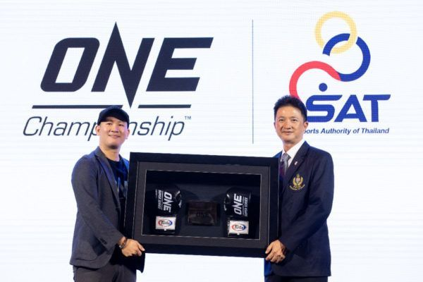 ONE Championship Announces Partnership With The Sports Authority Of Thailand