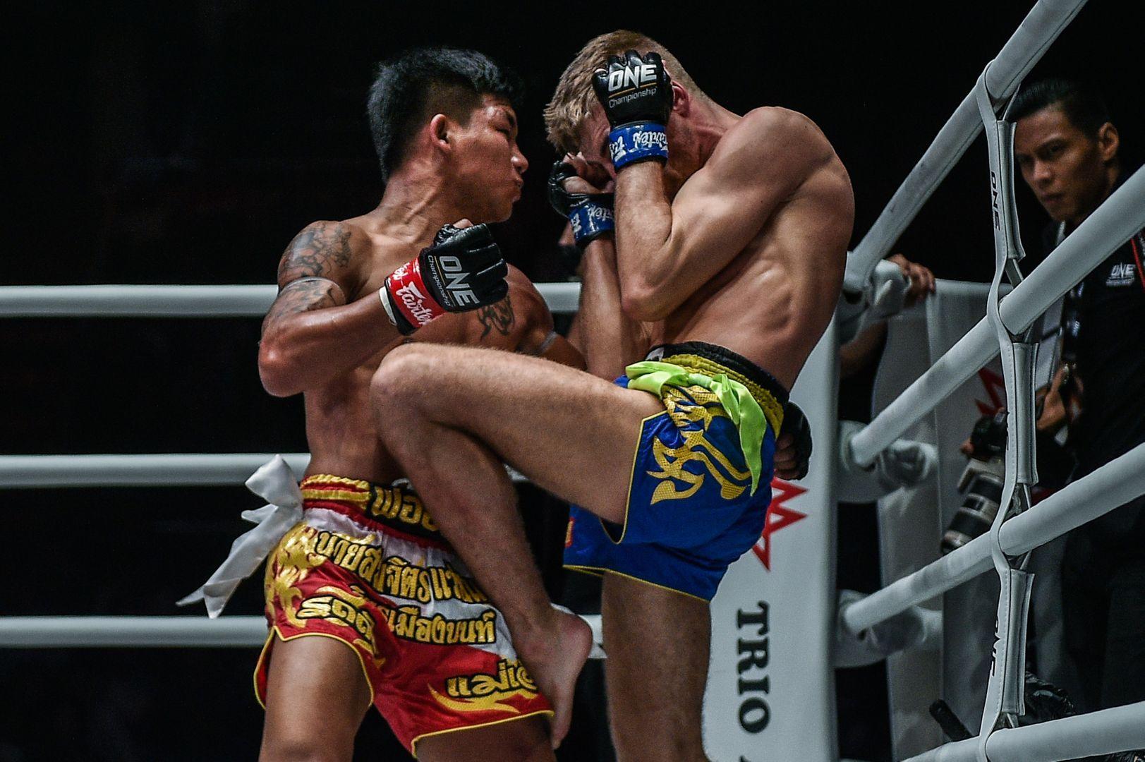 Rodtang Jitmuangnon knocks out Jonathan Haggerty at ONE A NEW TOMORROW