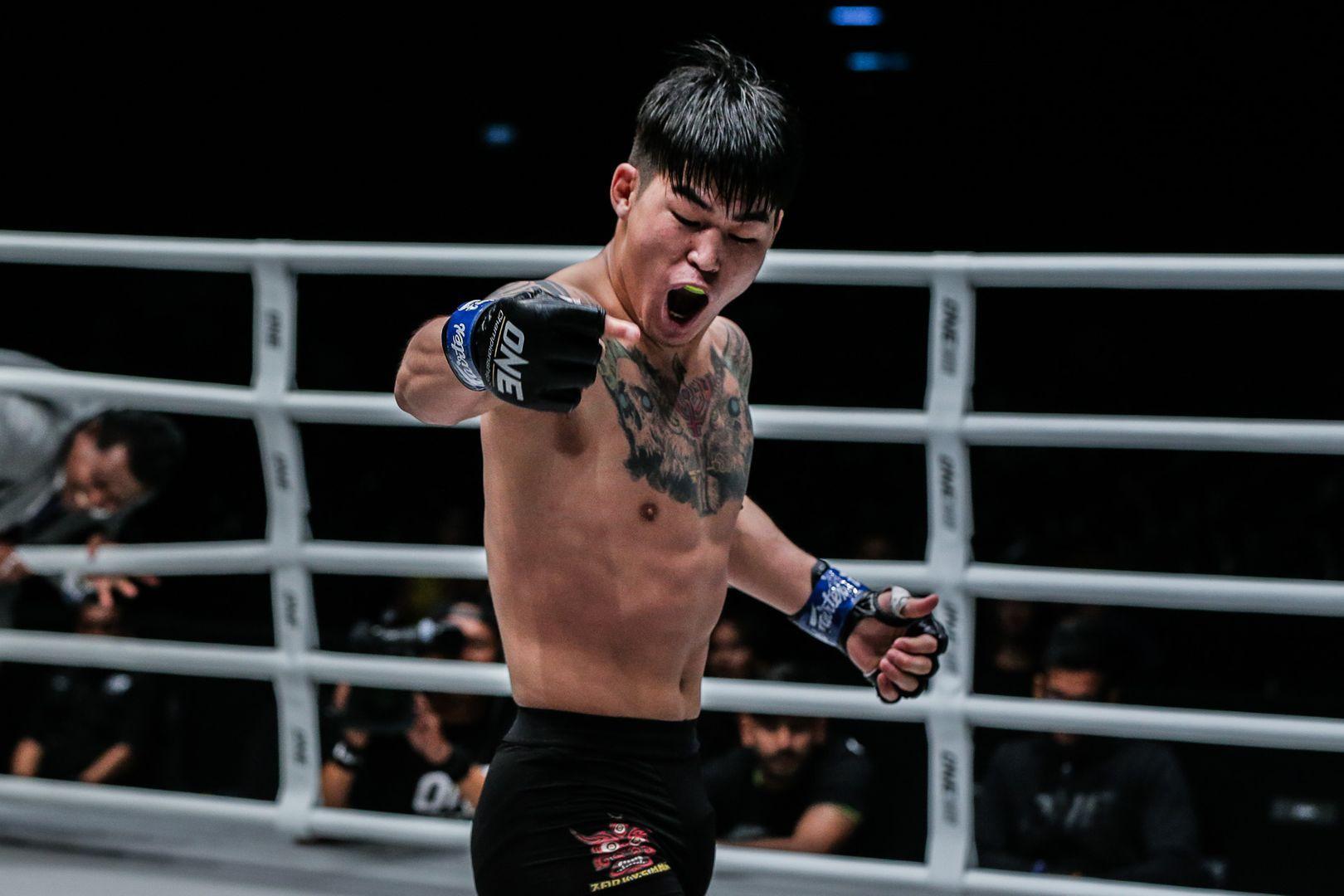 Mongolian hard-hiting Shinechagtga Zoltsetseg defeats Ma Jia Wen
