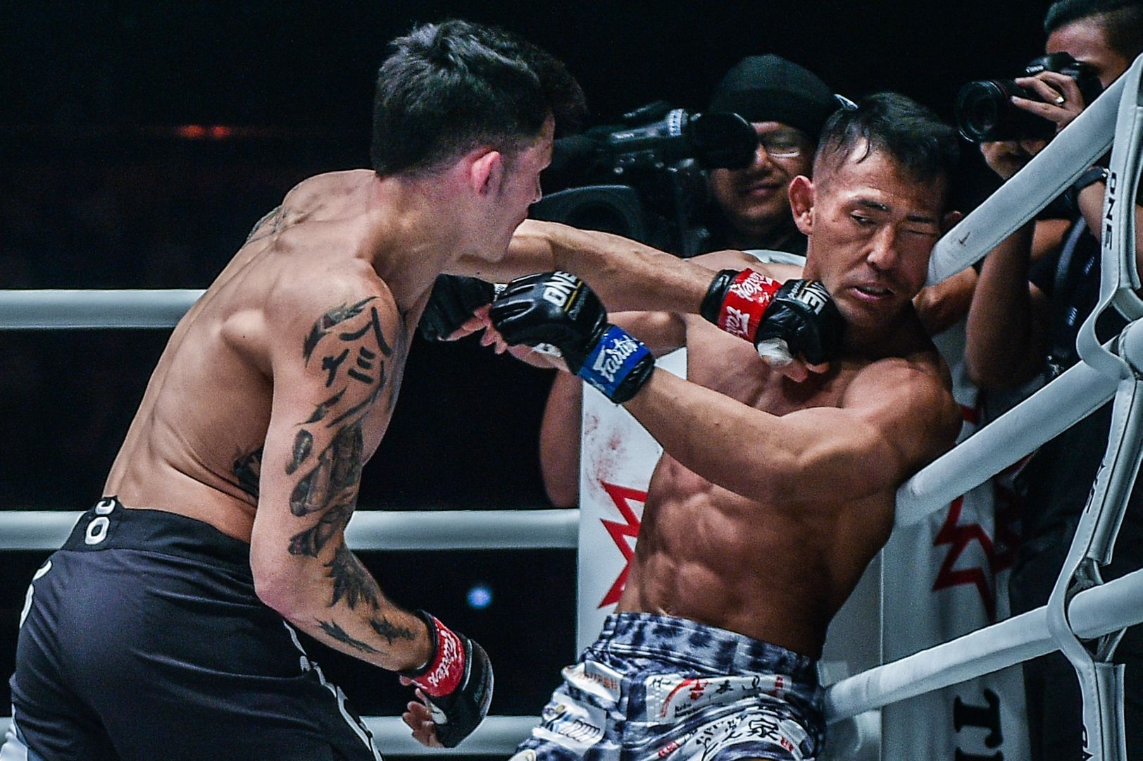 Thanh Le knocks out Ryogo Takahashi at ONE A NEW TOMORROW