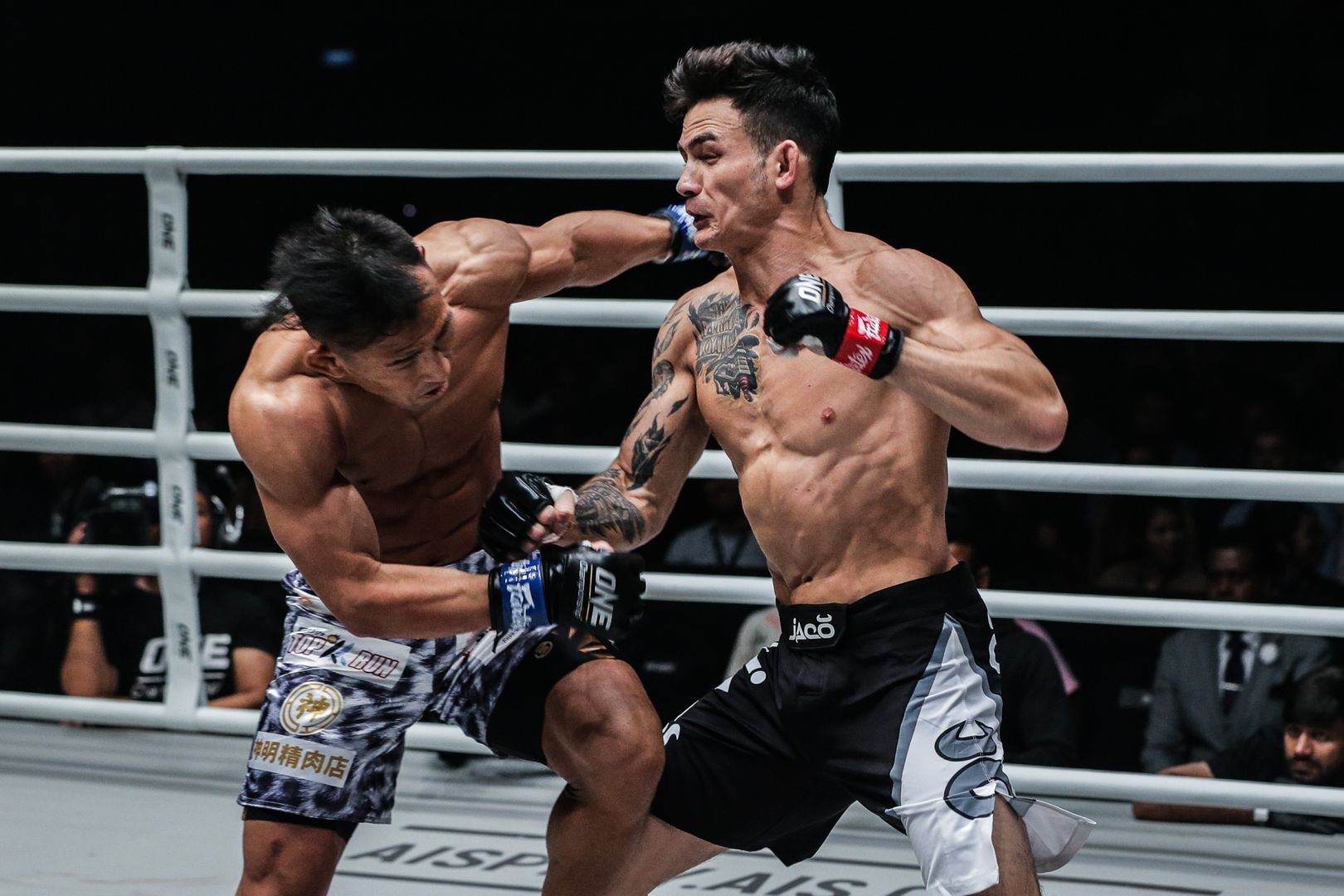 Thanh Le defeats Ryogo Takahashi in Bangkok, Thailand
