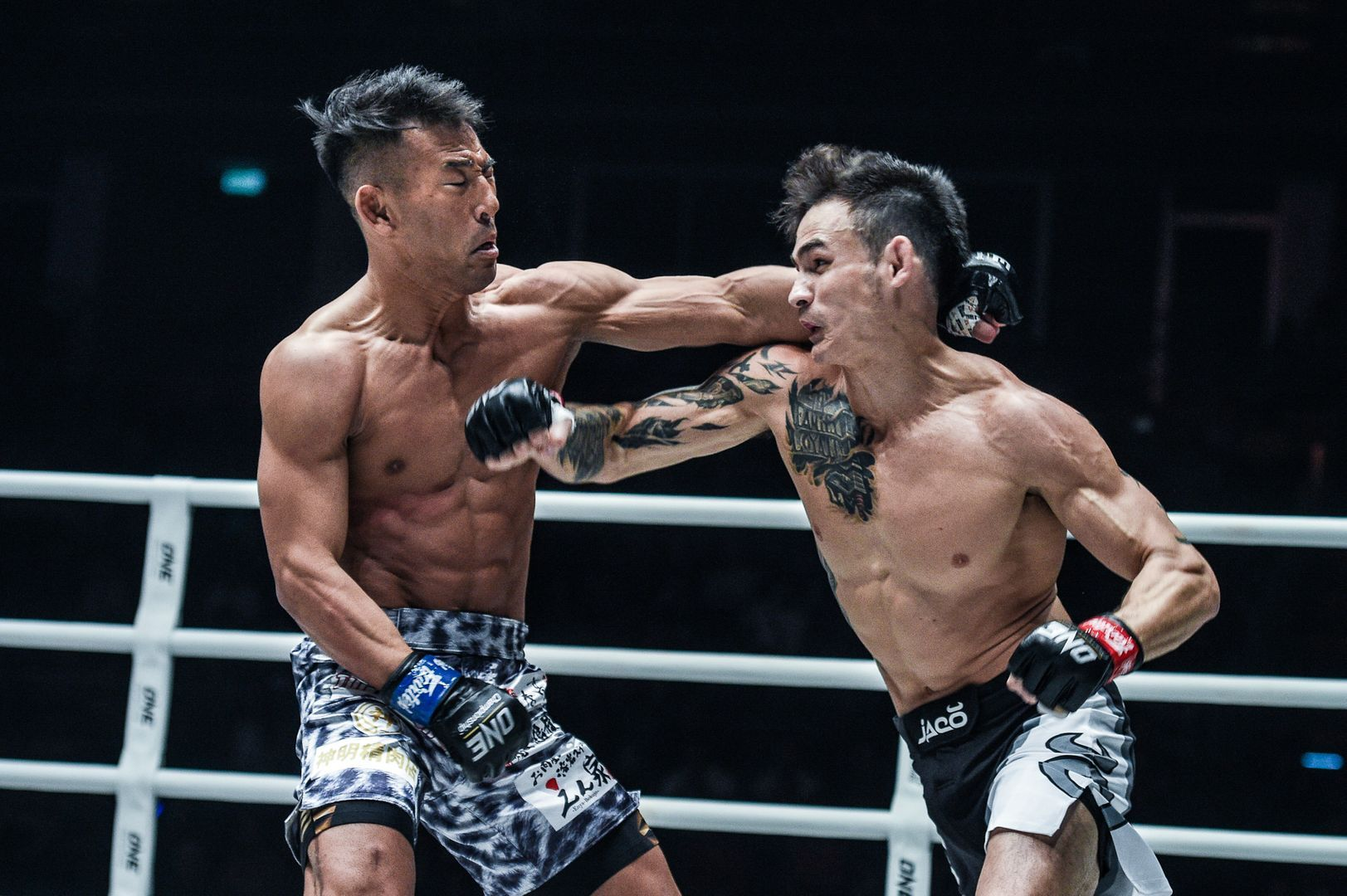 Thanh Le defeats Ryogo Takahashi at ONE A NEW TOMORROW