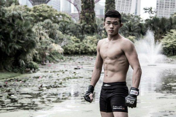 ONE Lightweight World Champion Christian Lee