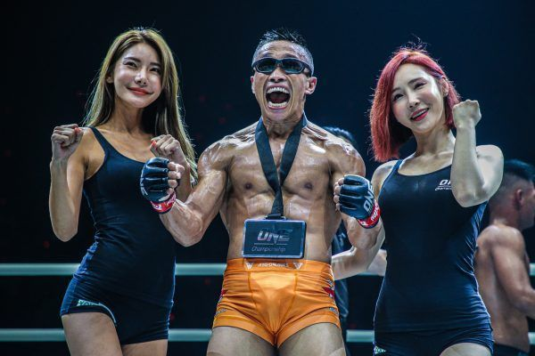 """The Terminator"" Sunoto wins in February 2020"